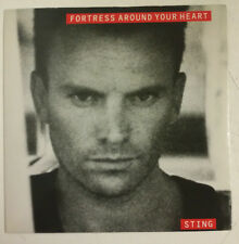 "Sting Fortress Around Your Heart Single 7"" UK  1985"
