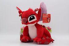 Disney Red LEROY Soft Plush Toy Experiment 628 Lilo Stitch Gift  Rare Large