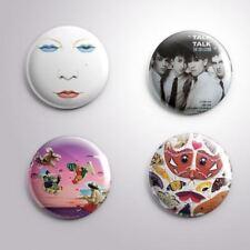 TALK TALK NEW WAVE ALBUM COVERS IT'S LIFE - Pinbacks Badge Button Pin 25mm 1''