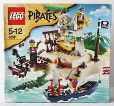 RARE 2009 LEGO 6241 PIRATES LOOT ISLAND TREASURE NEW SEALED MISB !