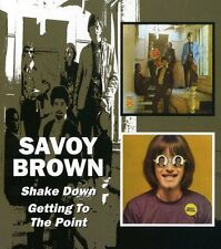 Savoy Brown - Shake Down / Getting to the Point [New CD] UK - Import