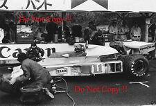 James Hunt McLaren M23 Japanese Grand Prix 1976 Photograph 2