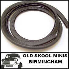 CLASSIC MINI RUBBER SILL TRIM MOULDING FINISHER DDJ10002 PER SIDE EDGING x1 6B9
