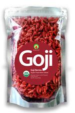 USDA organic 16 once RAW  Goji Berry !