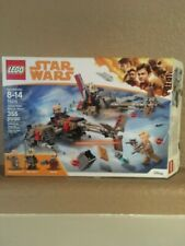 LEGO-Star Wars -Cloud-Rider Swoop Bikes Set #75215 -8+ 355 Pcs -New Box Unseal