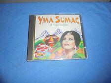 "Yma Sumac ""Amor Indio"" CD  Saludos Amigos EUROPE 1997 - SEALED"