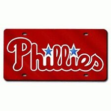 Philadelphia Phillies MLB License Plates
