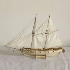 1:100 Scale Wooden Wood Sailboat Ship Kits Wooden Ships Model Assembly