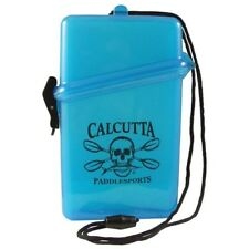 Calcutta Kayak Personal Clear Dry Box with Lanyard & Clip BR56145