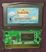 Suite Life Of Zack And Cody Tipton Caper (Nintendo Game Boy Advance, 2006) GBA