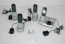 Uniden D1680 Cordless Telephone Digital Answering System DECT 6.0 Office Home