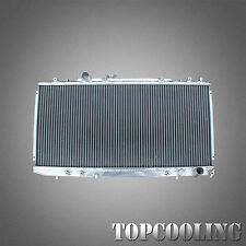 2 Row Aluminum Radiator For Toyota Celica GT4 ST185 3S-GTE 2.0L 2.2L MT 90-93