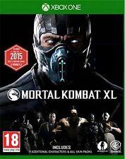 Mortal Kombat XL (XBOX ONE) BRAND NEW SEALED
