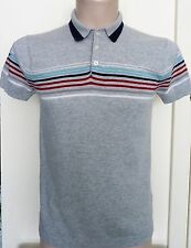 Ben Sherman Men's Striped Short Sleeve Casual Shirts & Tops ,no Multipack