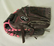 """Rawlings 11"""" Fastpitch RHT softball glove FP11T with zero shock sting protection"""