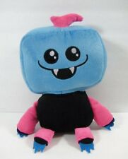 Blue Box Head MONSTER Vampire Teeth Soft Stuffed Plush Kellytoy B171