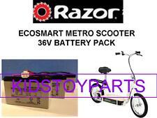 NEW! 36V BATTERY PACK RAZOR ECOSMART METRO COMMUTER W/ Harness