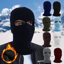 Army Tactical Full Face Mask Cap Cover Winter Warmer Cycling Balaclava Snood Hat