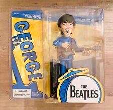 The Beatles George Harrison Saturday Morning Cartoon 2004 McFarlane Toys Figure