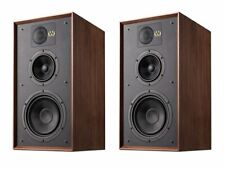 Wharfedale Linton 85th Anniversary Speaker Walnut 1 Pair