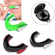 Silicone Mouthguard Boxing Teeth Protective Taekwondo Mouth Guard Training Gear
