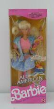 All American Reebok Barbie Mint in Box 1990