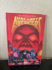 Marvel Comics Uncanny Avengers Vol. 2: Apocalypse Twins Hardcover Hc New Sealed~