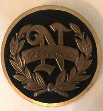 NICOLE, MATSUDA Vintage large pin ( 4 1/4 in diam)