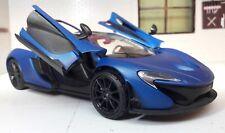 1:24 Escala McLaren P1 MATE Cerulean Azul DETALLADO Motormax
