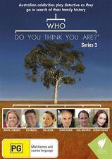 Who Do You Think You Are? - Series 3 - Magda Szubanski DVD NEW