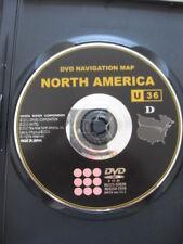 2009 2010 TOYOTA PRIUS TUNDRA LEXUS LS430 SCION Tc  NAVIGATION DVD U36 VER 11.1