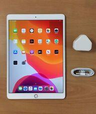 Apple iPad Pro 2nd Gen 512GB, Wi-Fi + 4G (Unlocked), 10.5in, Silver (T39)