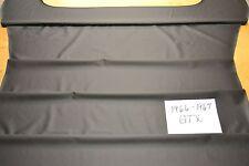 1966 66 1967 67 MOPAR PLYMOUTH GTX BELVEDERE SATELLITE BLACK HEADLINER USA MADE