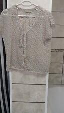 blouse VOILE taille  42/44  ZARA