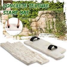 Slate Seamless Texture Polyurethane Stone Stamp Mat Concrete Cement Wall Mat USA