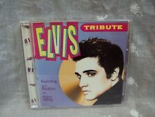 ELVIS PRESLEY / ELVIS TRIBUTE ~ 1997 CD ~ 10 TRACKS ~ MINT!