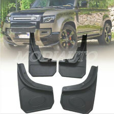 FOR 2020 Land Rover Defender Splash Guards Mud Flaps Mud Guards Fender 4PCS