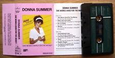 Good (G) Case Condition Disco Music Cassettes