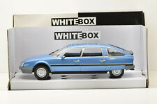 CITROEN 2500 PRESTIGE PHASE 2 1986 BLUE METALLIC WHITEBOX 1/24 NEUVE EN BOITE