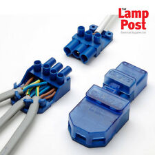 Click CT101C 20A 3 Pole Flow Connector Push In Pull Apart - ChocBox Replacement
