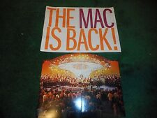 FLEETWOOD MAC - THE DANCE - ORIGINAL PROMO POP-UP BOOKLET - 1997