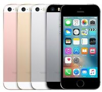 Apple iPhone SE - ALL Colors (Unlocked) AT&T T-Mobile LTE Smartphone B
