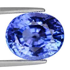 Molto Raro 7x5mm Ovale FACET Viola/Blu Naturale Pietra Preziosa Tanzanite (