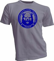 Metallurg Magnitogorsk Khl Russian Professional Hockey Navy Blue T-shirt Jersey Men's Clothing