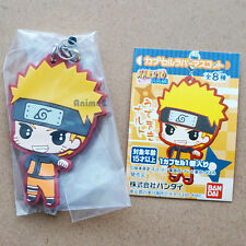 The Last: Naruto The Movie rubber mascot clip & strap - Naruto ver.1 By BANDAI