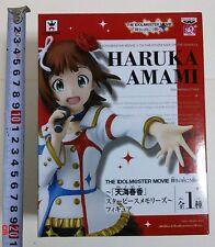 "Banpresto SQ Figure IDLE MASTER IDLEM@STER MOVIE ""HARUKA AMAMI""Star Piece Memory"