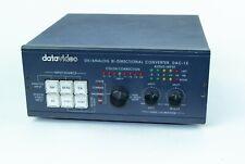 Datavideo DAC-15 DV/analog BI-Directional Converter