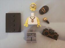 LEGO  MINIFIGURE -  SERIES 3 -  RAPPER