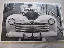 1946 FORD  ASSEMBLY LINE  FRONT ENDS  11 X 17  PHOTO  PICTURE