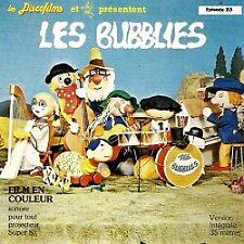 """Film Super 8: Les Bubblies """"L'Écrivain"""""""